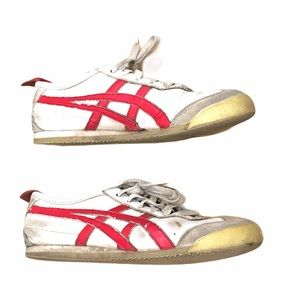 Onitsuka Tiger Mexico 66 (white/red) trainer